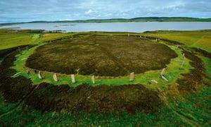 Minuni ale lumii antice, adevarate mistere descoperite in Scotia