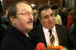 Mircea Basescu, interviu din inchisoare: Nu mi se trage de la fini, e mana altcuiva. S-a umblat pe inregistrari