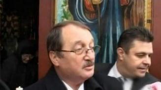 Mircea Basescu, prima reactie dupa condamnare: Sunt stupefiat, nu pot in cugetul meu sa fiu impacat (Video)