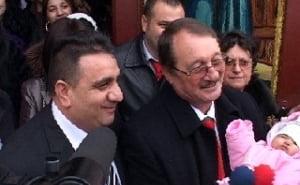 Mircea Basescu, santajat - Ce spune seful SRI