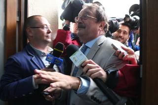 Mircea Basescu a fost eliberat