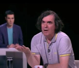 Mircea Cartarescu, despre isteria din jurul lui Soros: Cand niste sociopati ajung sa conduca tara, au nevoie de niste tapi ispasitori