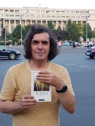 Mircea Cartarescu, mesaj pentru Kovesi: Daca vei candida vreodata la presedintie, voi fi primul care te va vota