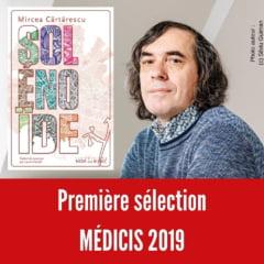 Mircea Cartarescu, nominalizat la un prestigios premiu literar francez