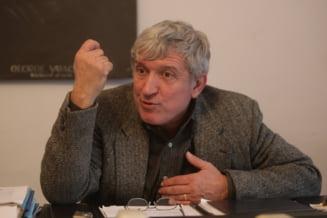 Mircea Diaconu: O sa dau o lectie de cum se pot face lucrurile astea fara bani