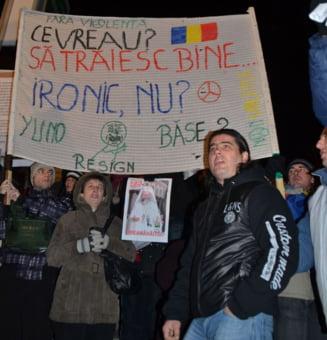 Mircea Diaconu, despre proteste: Mitingul USL e unul de solidaritate