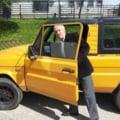 Mircea Diaconu, omul in masina galbena, europarlamentar dintr-un accident - Neurope