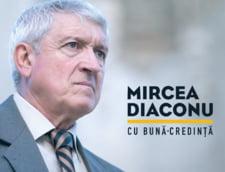 Mircea Diaconu candidat presedintie 2019