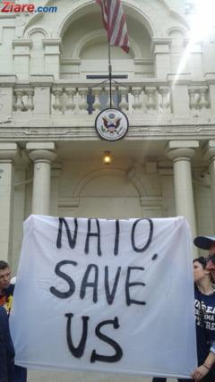 Mircea Dusa: Birou al NATO, deschis la Chisinau