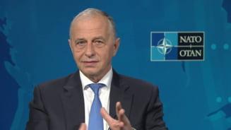 "Mircea Geoana: ""Este absolut legitim ca statele aliate, cum e cazul Romaniei, sa solicite o prezenta de aparare si descurajare cat mai consistenta"""