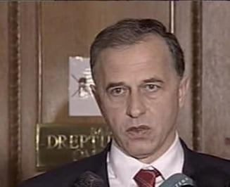 Mircea Geoana: I-am spus lui Lucian Croitoru ca nu si-a gasit majoritatea