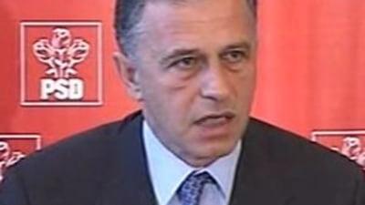Mircea Geoana: PSD nu il va sustine pe Oprescu in turul doi