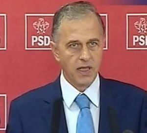 Mircea Geoana: Se incearca punerea cu botul pe labe a PSD