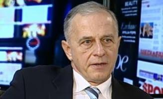 Mircea Geoana, dupa excluderea din PSD: Ponta a mimat ca isi depune mandatul si a santajat. Va fi istorie si va manca popcorn