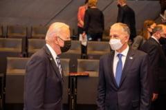 Mircea Geoana, intalnire cu Joe Biden. Ce a declarat diplomatul roman despre intrevedere