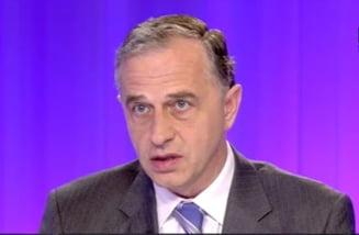 Mircea Geoana, primii pasi pentru finantarea partidelor prin SMS