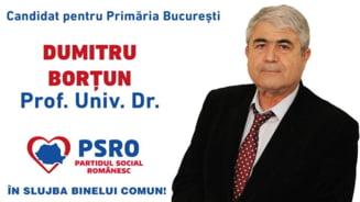 Mircea Geoana a anuntat pe cine arunca in lupta pentru Primaria Capitalei