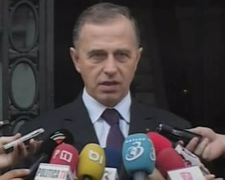 Mircea Geoana a discutat cu seful FMI despre situatia economica a Romaniei