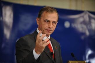 Mircea Geoana a salutat anuntul lui Bogdan Aurescu referitor la intentia Romaniei de a infiinta un Centru de rezilienta