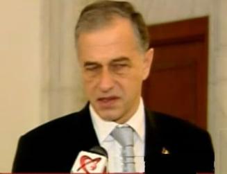 Mircea Geoana cere convocarea Comitetului Executiv National al PSD