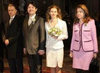 Mircea Geoana cununa un membru al Operei de Stat din Viena (Video)