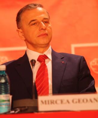 "Mircea Geoana si Cristi Burci, citati in dosarul ""Mita la PSD"" (Video)"