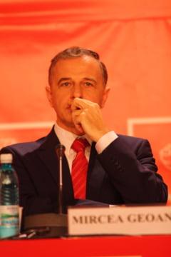 Mircea Geoana va candida la parlamentare sustinut de USL pe locurile PSD