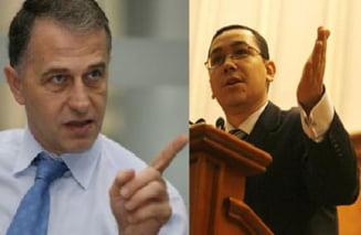 Mircea Geoana vs Victor Ponta