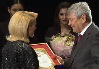 Mircea Lucescu, cetatean de onoare al Bucurestiului: Ma intorc cu dragoste de fiecare data