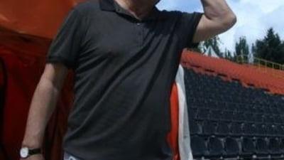 Mircea Lucescu, din nou in spital
