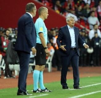 Mircea Lucescu, dupa ce Turcia a fost iertata de un penalti: Arbitrajul a fost normal
