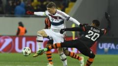 Mircea Lucescu, eliminat din Liga Campionilor: Sahtior a luat sapte goluri de la Bayern!