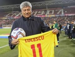 Mircea Lucescu, fascinat de un jucator din nationala de tineret: De mult timp n-am mai avut un asemenea fotbalist