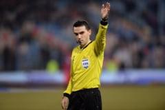 """Mircea Lucescu """"fluierat"""" de aradeanul Hategan intr-un meci din preliminariile Champions League; care a fost rezultatul final"""