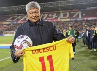 Mircea Lucescu, noul selectioner al Romaniei?