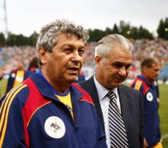Mircea Lucescu, selectionerul Romaniei la Euro 2016? Planul fantastic al FRF