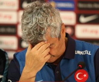 Mircea Lucescu a fost demis de la nationala Turciei - oficial