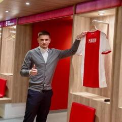 Mircea Lucescu il felicita pe Hagi dupa transferul lui Marin la Ajax: Era momentul