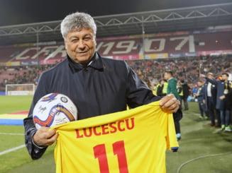 Mircea Lucescu primeste o oferta neasteptata