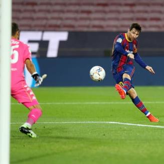 Mircea Lucescu rasufla usurat. Messi, lasat acasa de Ronald Koeman pentru meciul cu Dinamo Kiev