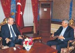 Mircea Lucescu s-a intalnit cu Erdogan: Presedintele Turciei a fost incantat de ce i s-a transmis