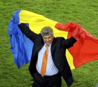 Mircea Lucescu socheaza: Vreau sa mor pe terenul de fotbal