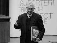 Mircea Pascu, fost presedinte FRF, a murit