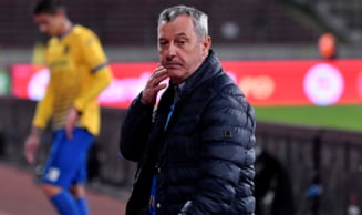 Mircea Rednic, gest neasteptat dupa prima victorie la Dinamo
