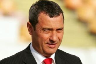 Mircea Rednic, pe cai mari in Liga 1