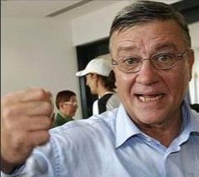 """Mircea Sandu a rabufnit la o intalnire oficiala: """"Va dau afara pe toti!"""""""
