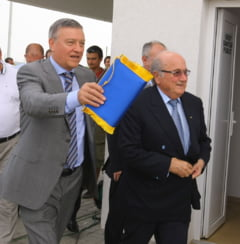 Mircea Sandu confirma dezvaluirile lui Blatter: Lucrurile se cam stiu