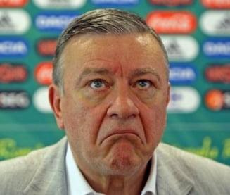Mircea Sandu ii pune la zid pe fotbalistii nationalei