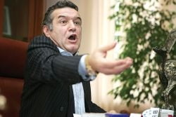 Mircea Sandu l-a scos din sarite pe Gigi Becali: Te-am scapat de cancer!