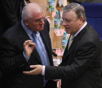Mircea Sandu si Dumitru Dragomir, pentru prima data la tribunal